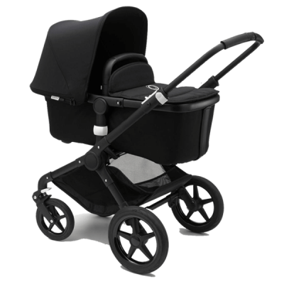 Коляска Bugaboo Fox Black 230110AI01