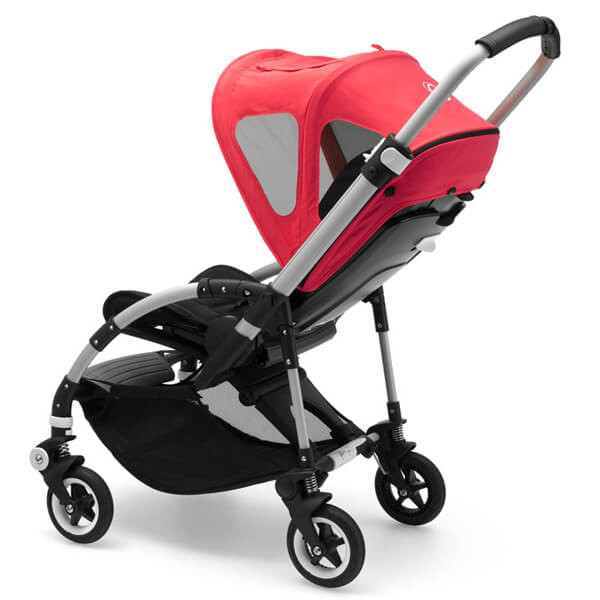 Капюшон Bee Breezy sun canopy Neon red 80620NR01