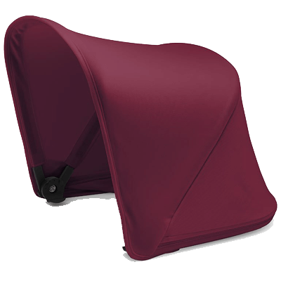 Капюшон Fox Sun canopy Ruby red 230411RR01