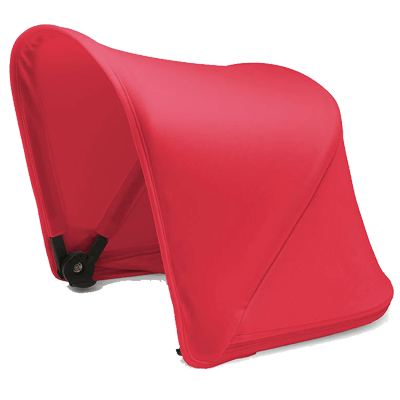 Капюшон Fox Sun canopy Neon red 230411NR01