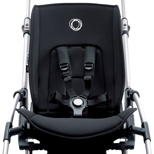 Ткань основы сиденья Bee 3 Seat fabric Black