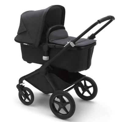 Коляска Bugaboo Fox 2 Mineral Washed Black