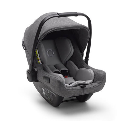 Bugaboo Автокресло Turtle AIR by Nuna Grey melange 80801GR01