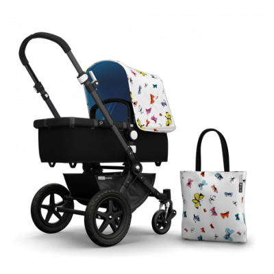 Коляска Bugaboo Cameleon 3 (Butterflies Collection)