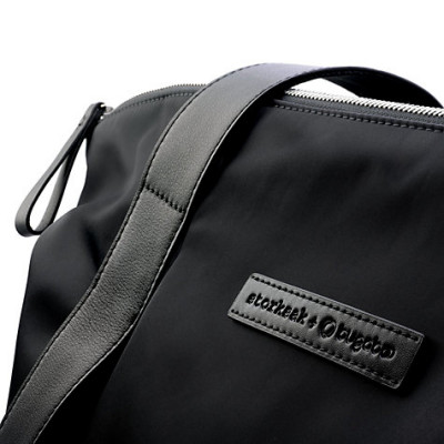 Сумка для мамы Changing Bag Storksak nylon black