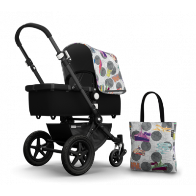 Коляска Bugaboo Cameleon 3 (Globetrotter Collection)