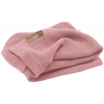 Плед Wool blanket Rose