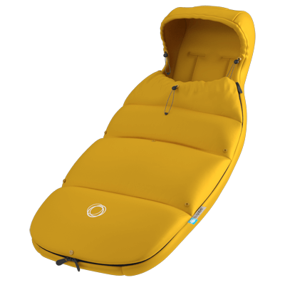 Спальный мешок High performance Footmuff Sunrise yellow 80214SY01