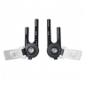 Комплект зажимов для капюшона Bee 3 sun canopy clamps set L+R 500400