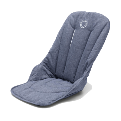 Ткань основы сидения Fox seat fabric Blue melange 230240BM01