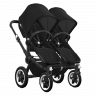 Bugaboo Коляска для двойни Donkey 2 Twin Black