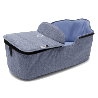 Ткань основы люльки Fox bassinet TFS Blue melange 230250BM01