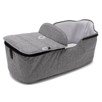 Ткань основы люльки Fox bassinet TFS Grey melange 230250GM01