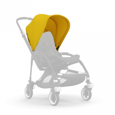 Капюшон Bee Extendable sun canopy Bright yellow