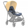 Ткань основы сиденья Bee 5 Seat fabric Blue melange
