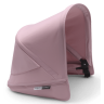 Капюшон Fox 2 Sun canopy Soft pink 230411SP02